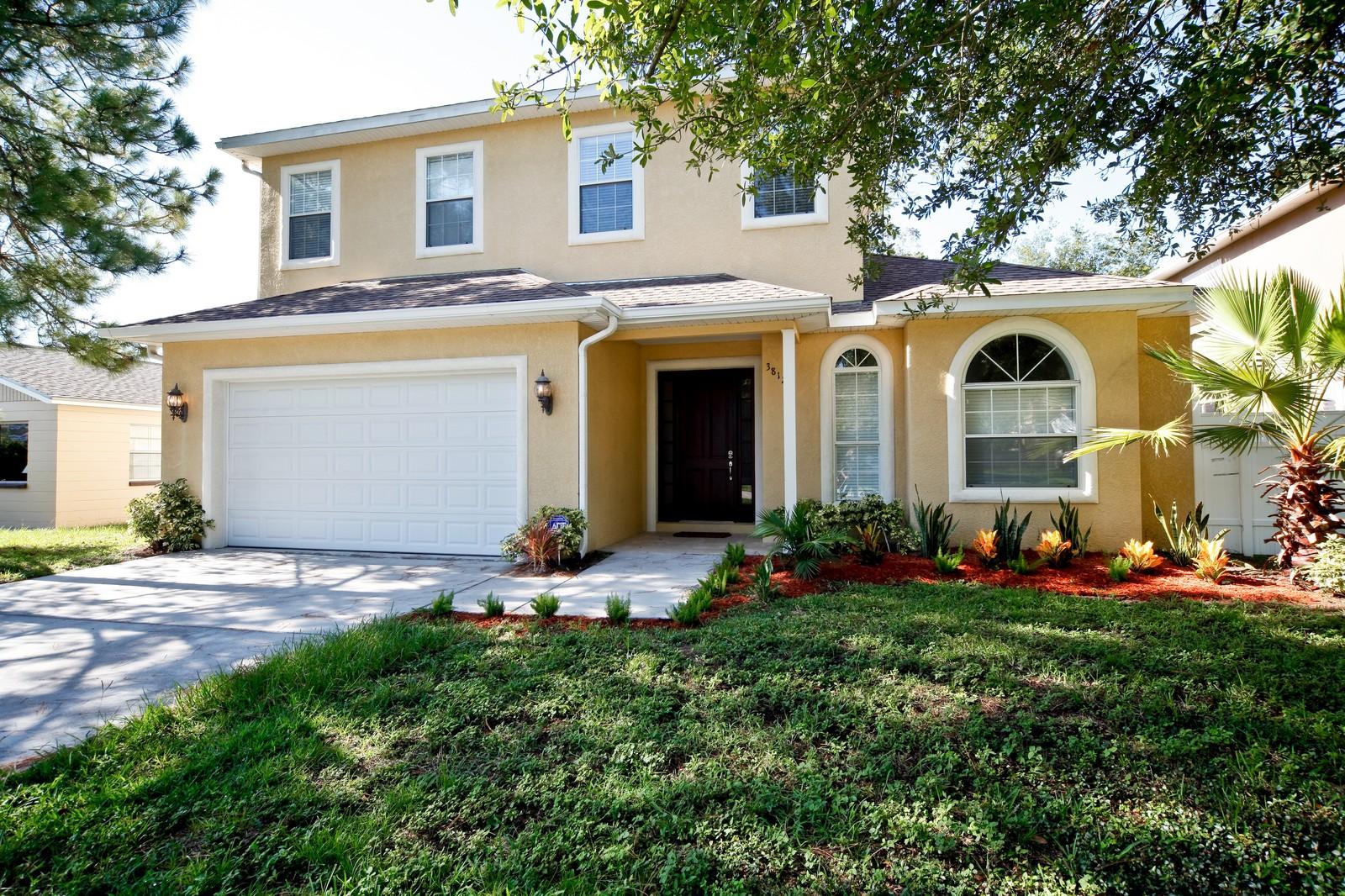 Real Estate Photography - 3812 El Prado Blvd, Tampa, FL, 33629 - Front View