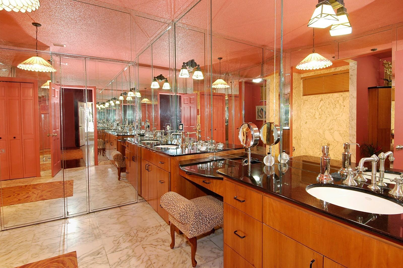 Real Estate Photography - 622 Golden Beach Dr, Golden Beach, FL, 33160 - Master Bathroom