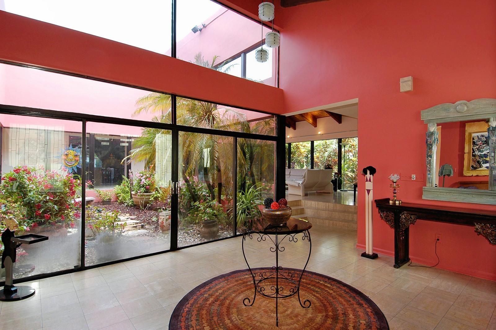 Real Estate Photography - 622 Golden Beach Dr, Golden Beach, FL, 33160 - Foyer