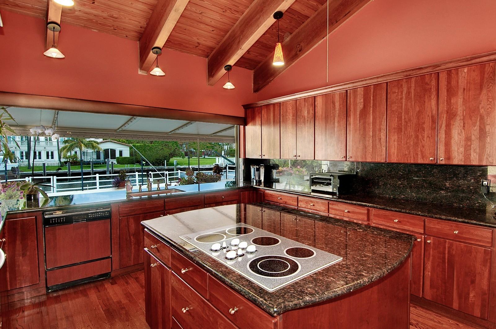 Real Estate Photography - 622 Golden Beach Dr, Golden Beach, FL, 33160 - Kitchen