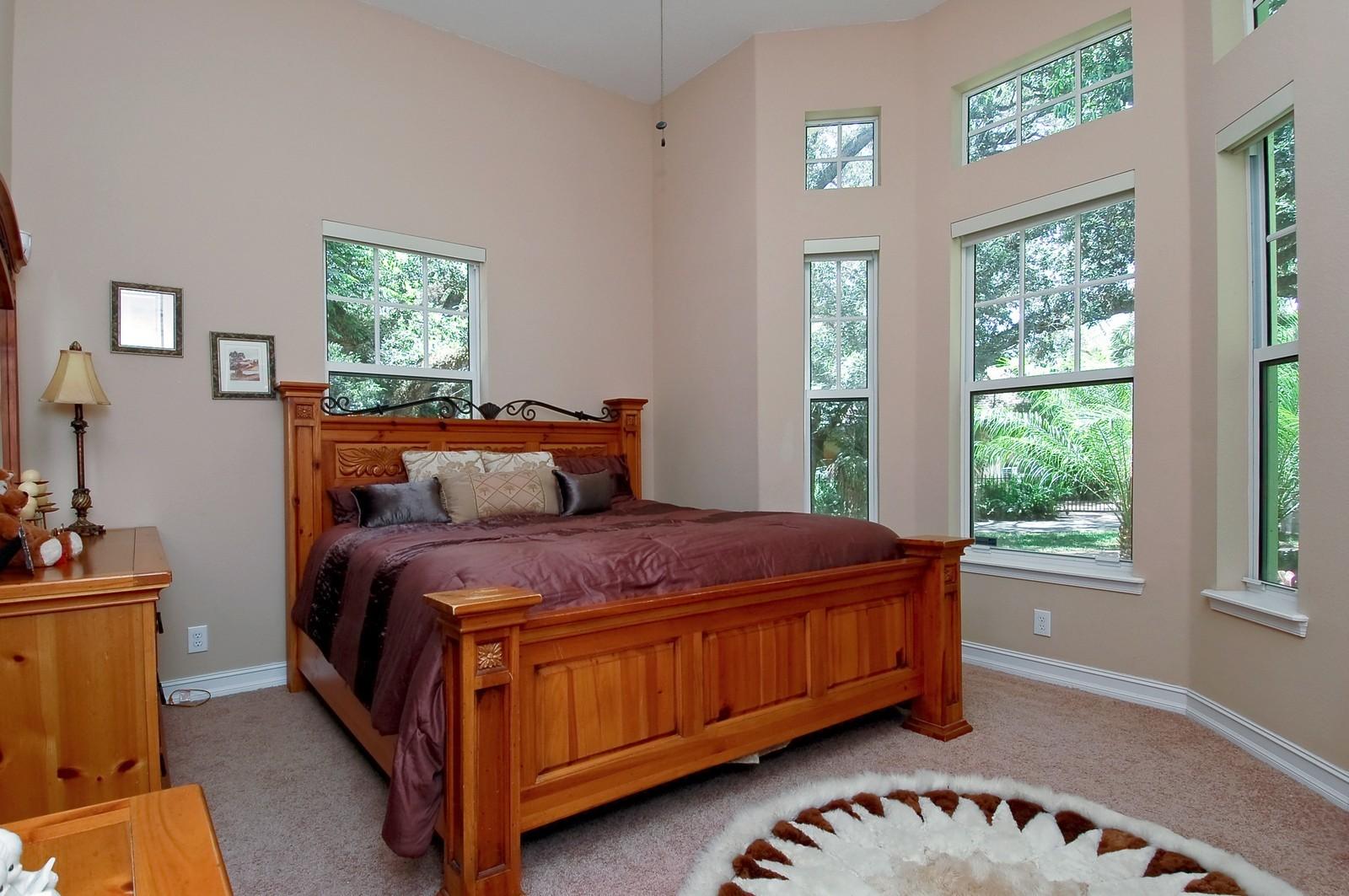 Real Estate Photography - 5400 Woodlanden Ln, Ft Lauderdale, FL, 33021 - 3rd Bedroom