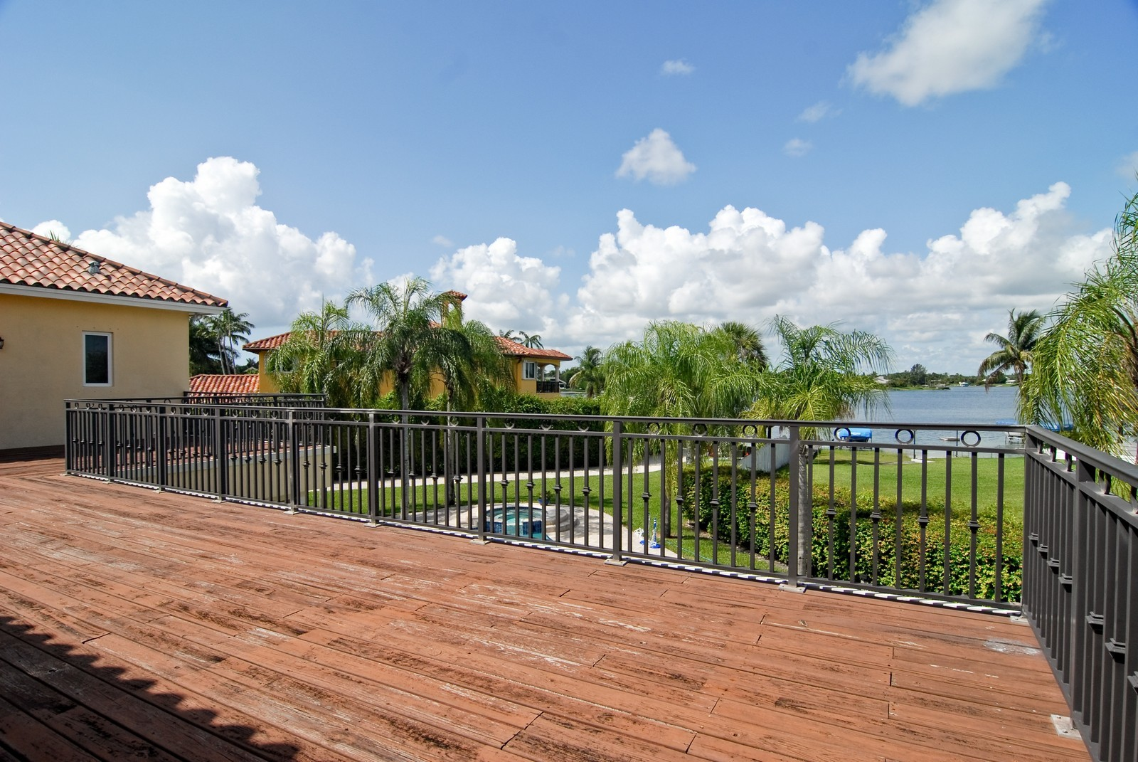 Real Estate Photography - 9263 SW 136th Ter, Miami, FL, 33176 - Terrace