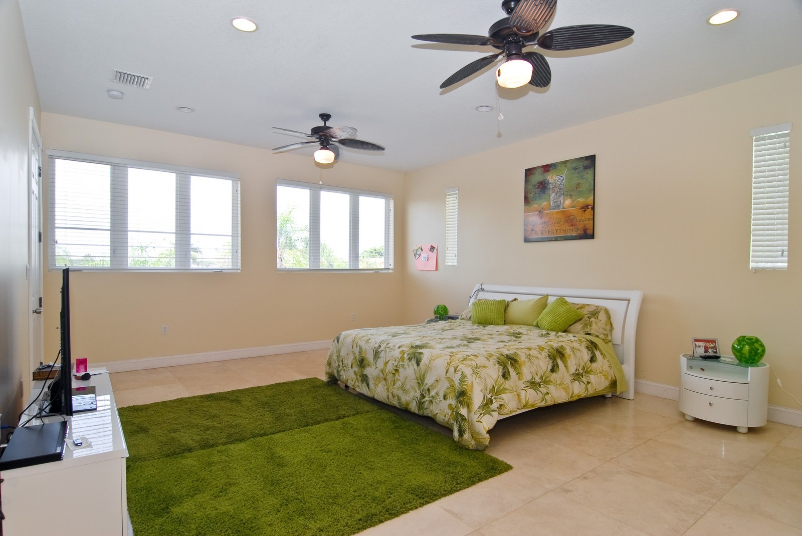 Real Estate Photography - 9263 SW 136th Ter, Miami, FL, 33176 - Master Bedroom