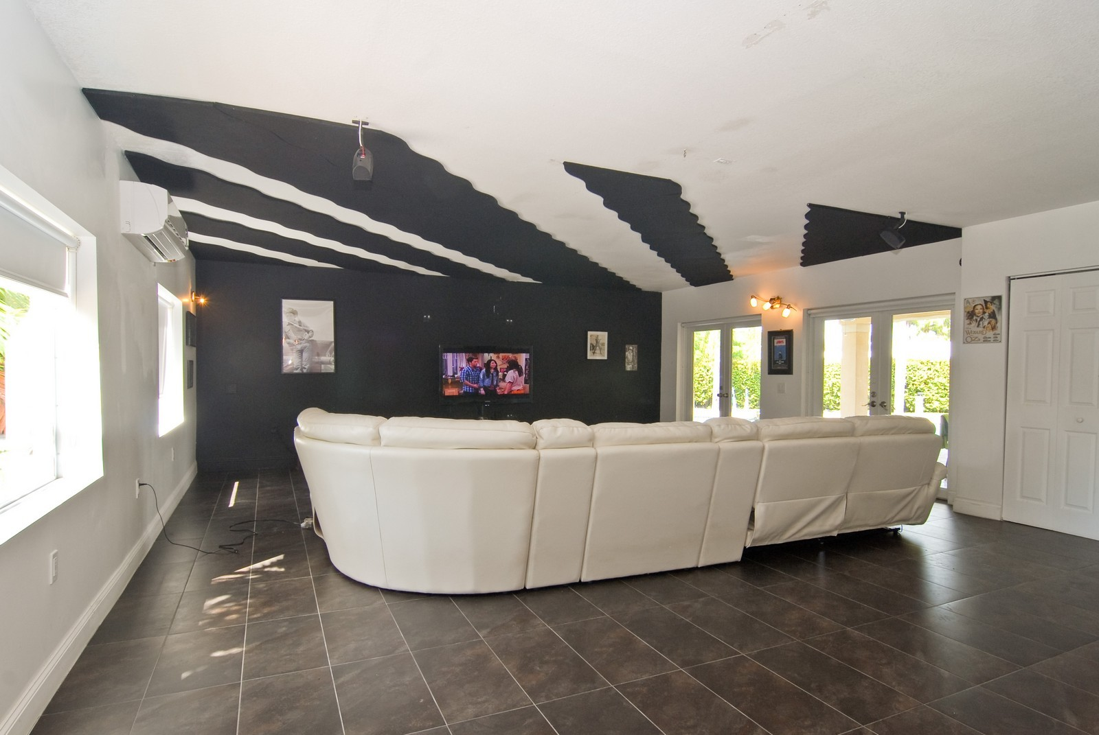 Real Estate Photography - 9263 SW 136th Ter, Miami, FL, 33176 - Family Room