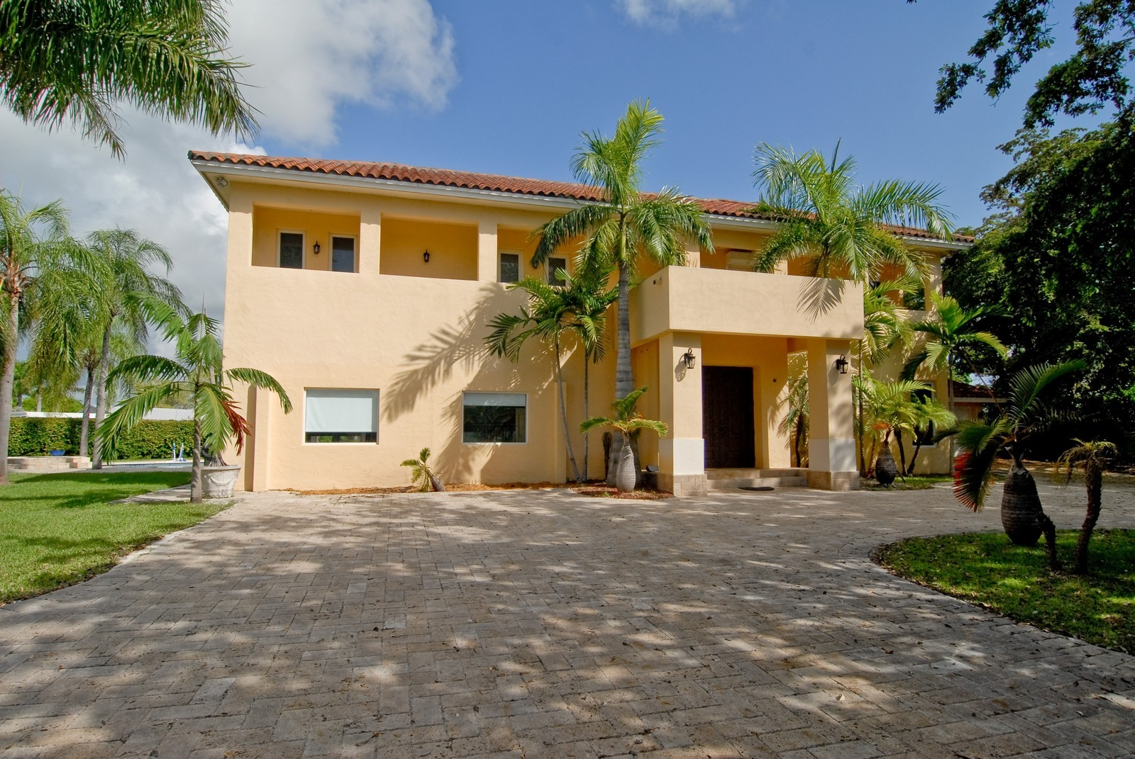 Real Estate Photography - 9263 SW 136th Ter, Miami, FL, 33176 - Front View