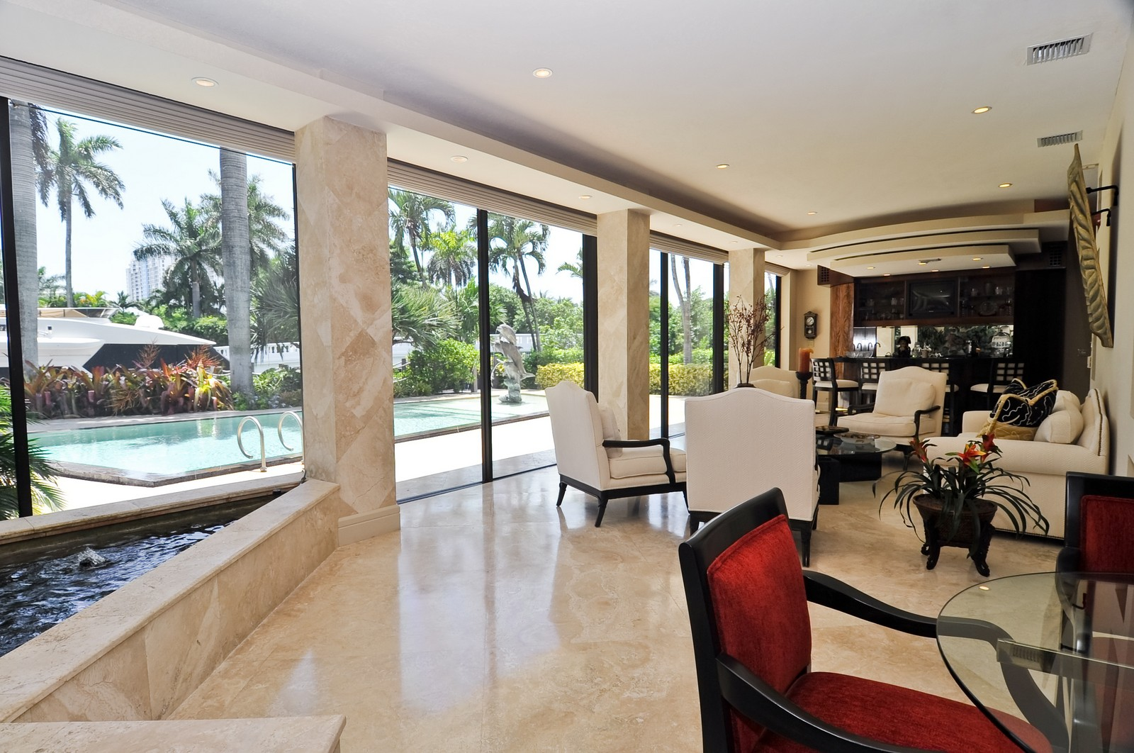 Real Estate Photography - 1510 W 23rd St, Miami Beach, FL, 33140 - Family Room