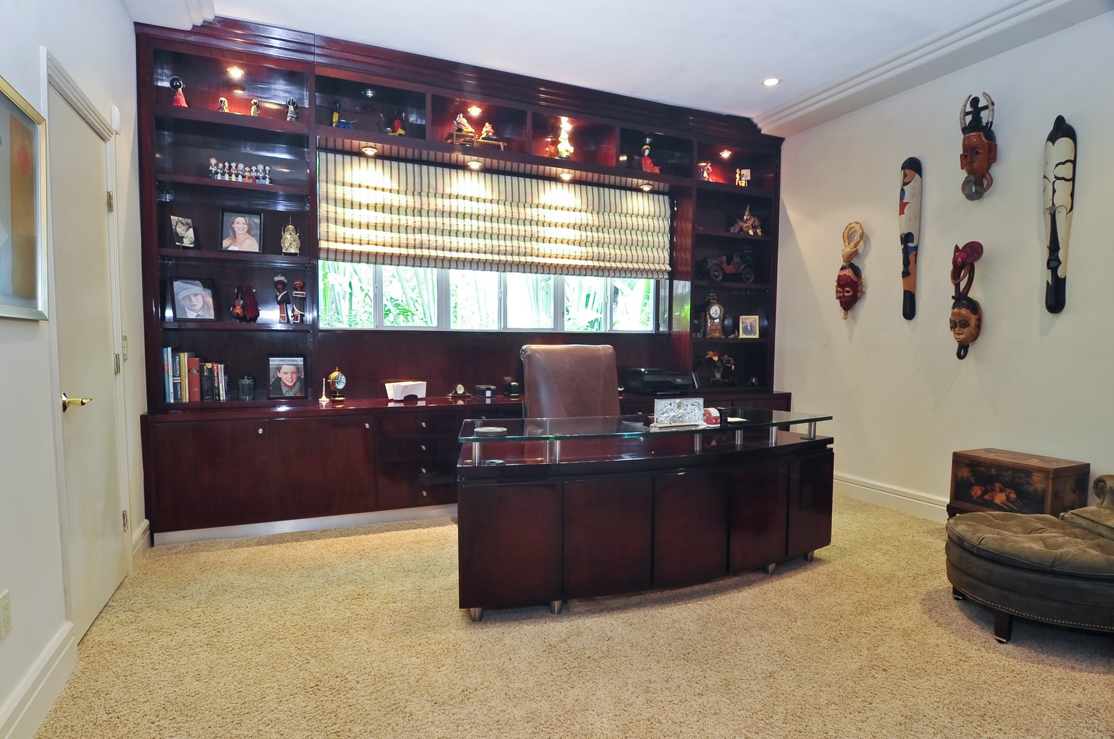 Real Estate Photography - 1510 W 23rd St, Miami Beach, FL, 33140 - Office