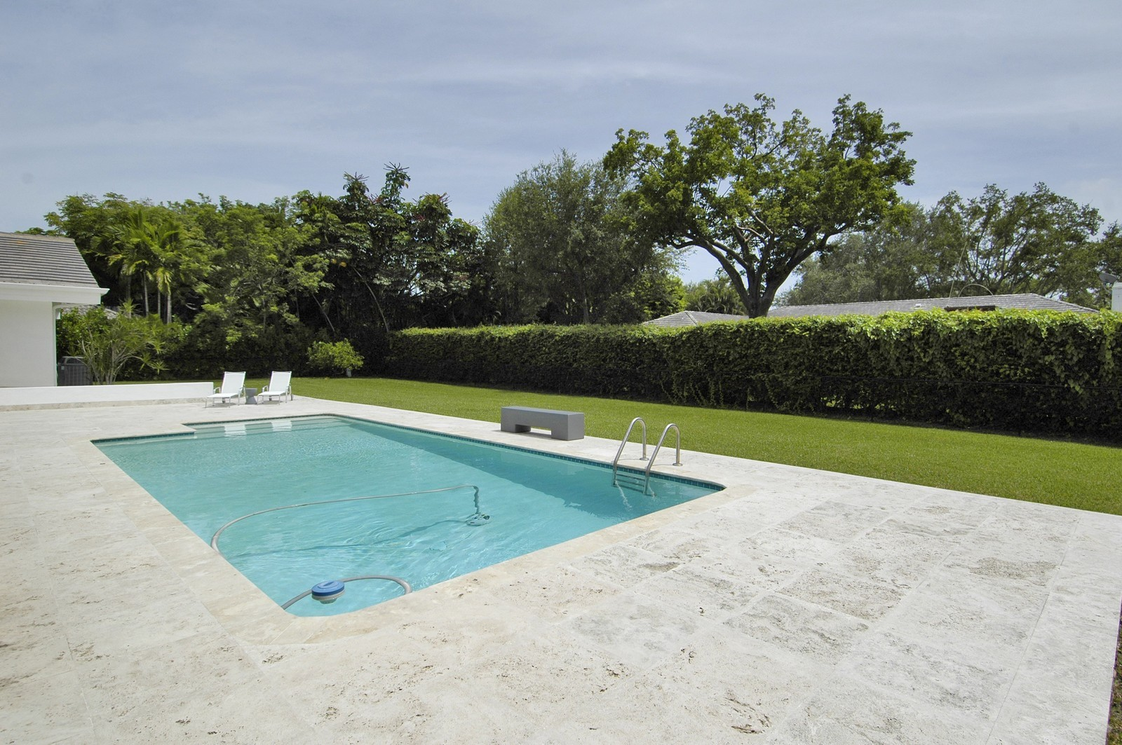 Real Estate Photography - 5900 SW 116th St, Coral Gables, FL, 33156 - Pool