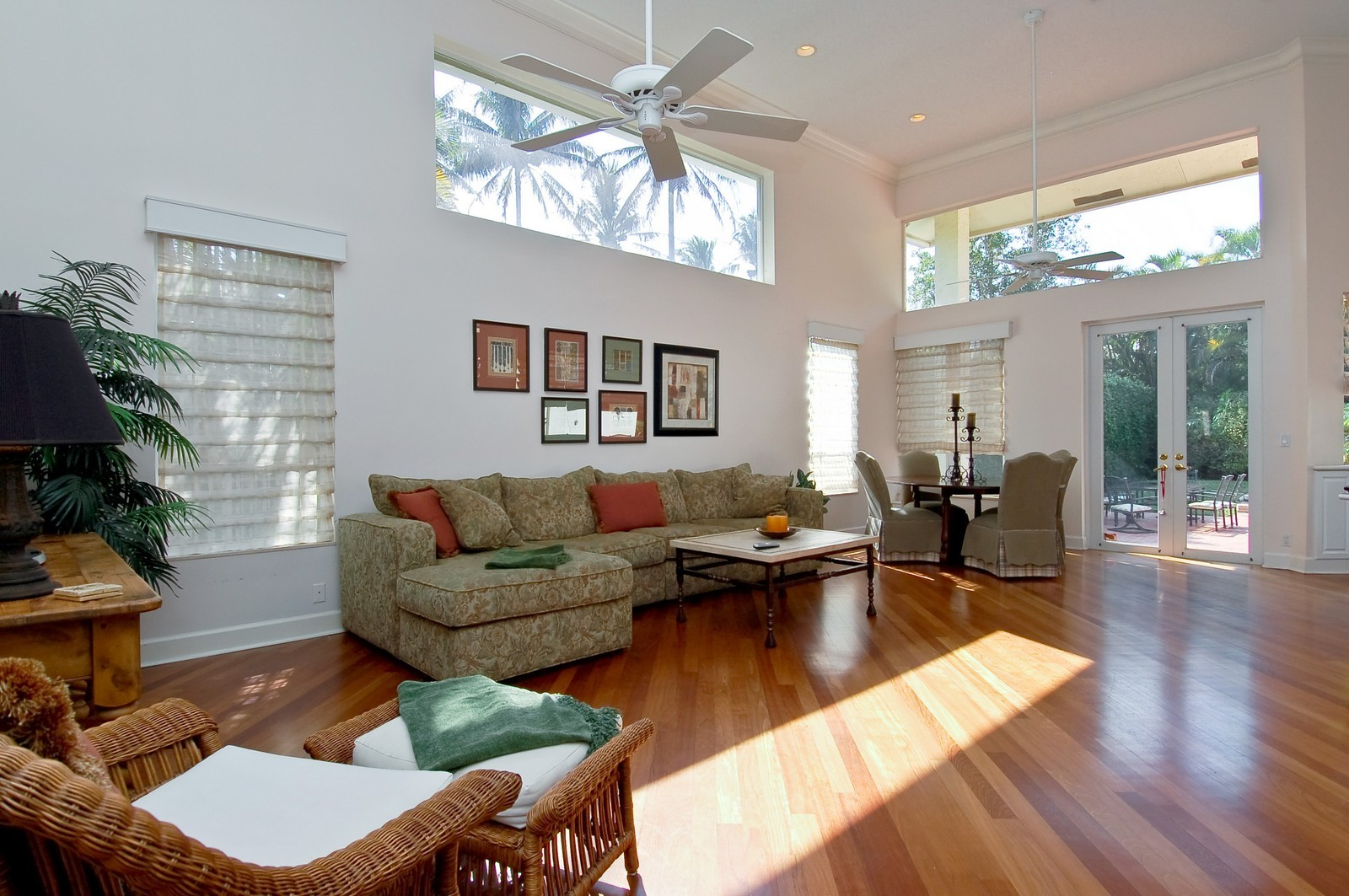 Real Estate Photography - 6329 NW 23rd Way, Boca Raton, FL, 33496 - Family Room