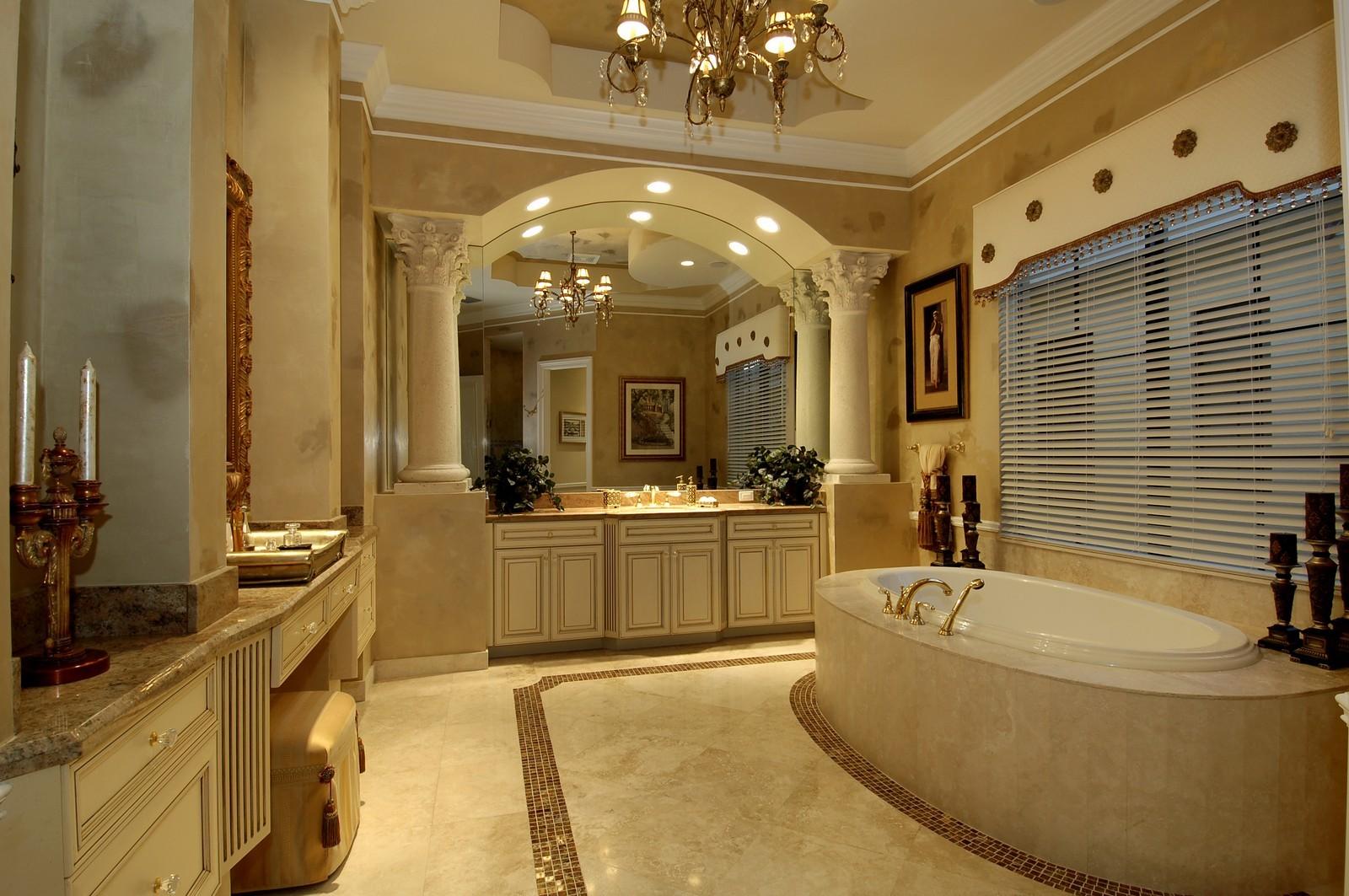 Real Estate Photography - 9391 Bridgebrook Drive, Boca Raton, FL, 33496 - Master Bathroom