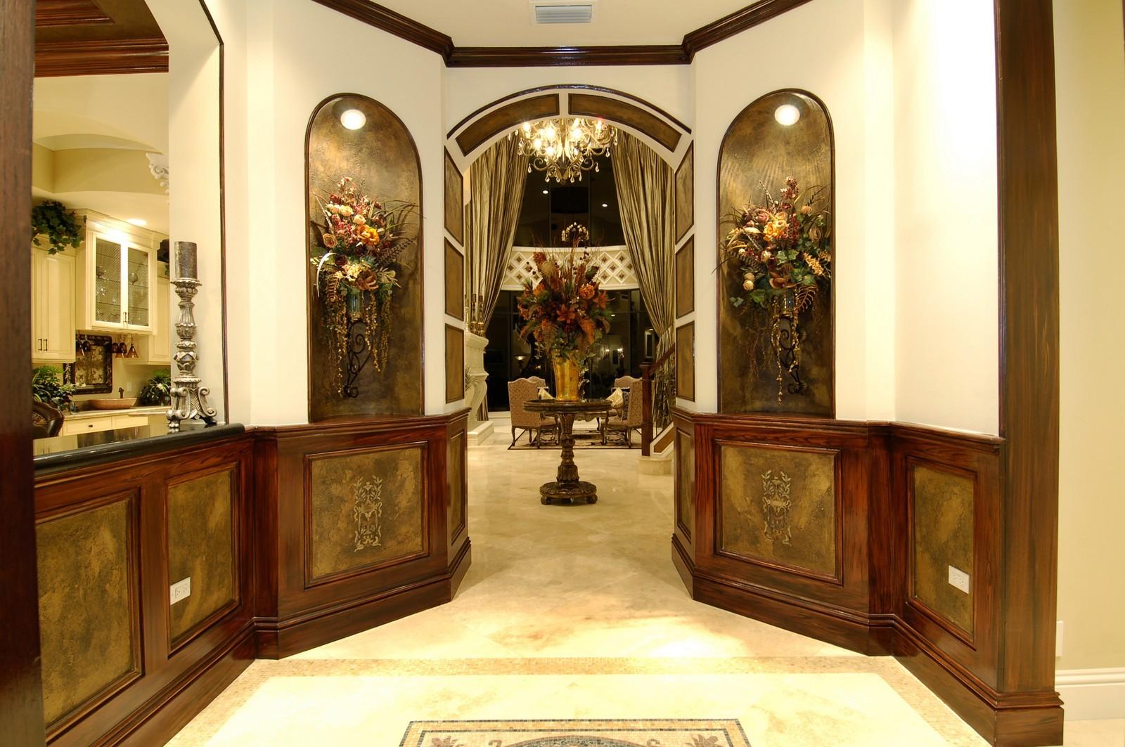 Real Estate Photography - 9391 Bridgebrook Drive, Boca Raton, FL, 33496 - Foyer
