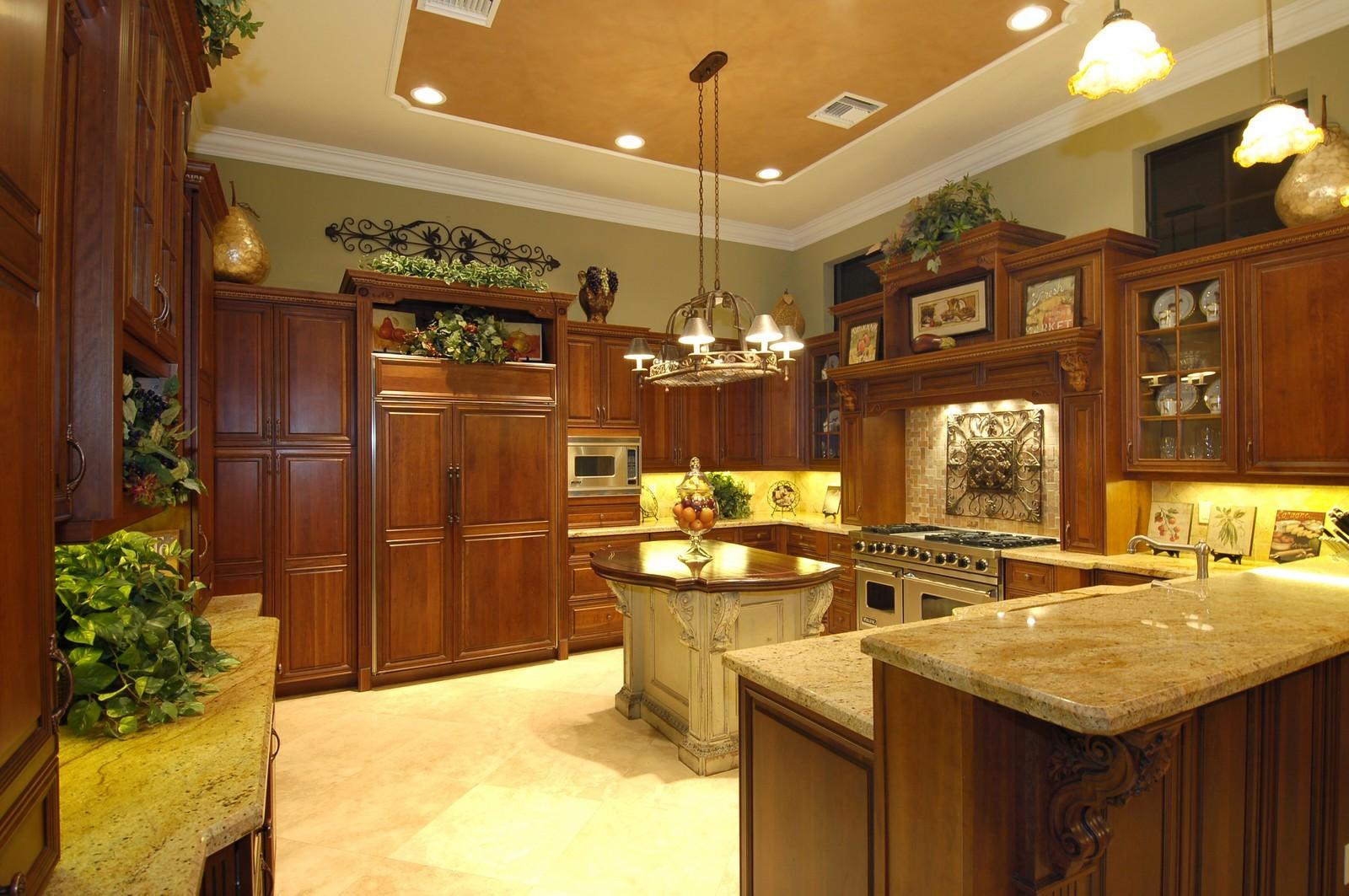 Real Estate Photography - 9391 Bridgebrook Drive, Boca Raton, FL, 33496 - Kitchen