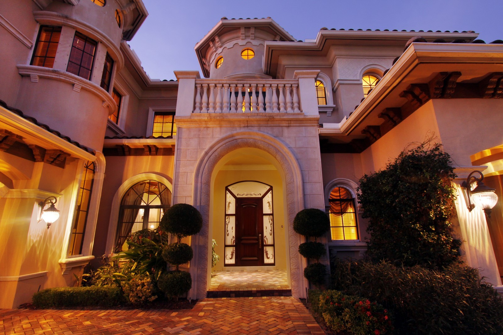 Real Estate Photography - 9391 Bridgebrook Drive, Boca Raton, FL, 33496 - Front View