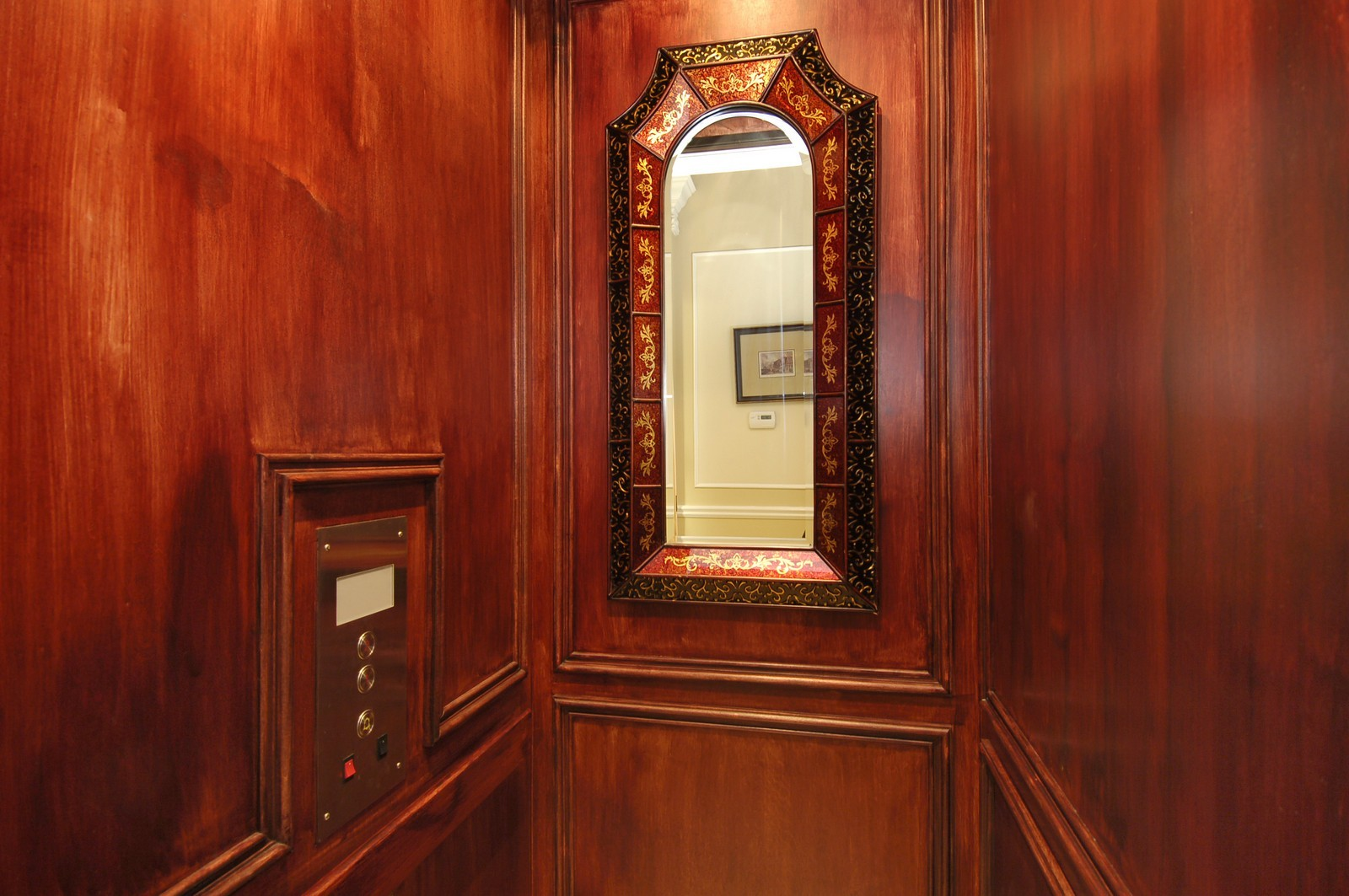 Real Estate Photography - 9391 Bridgebrook Drive, Boca Raton, FL, 33496 - Elevator