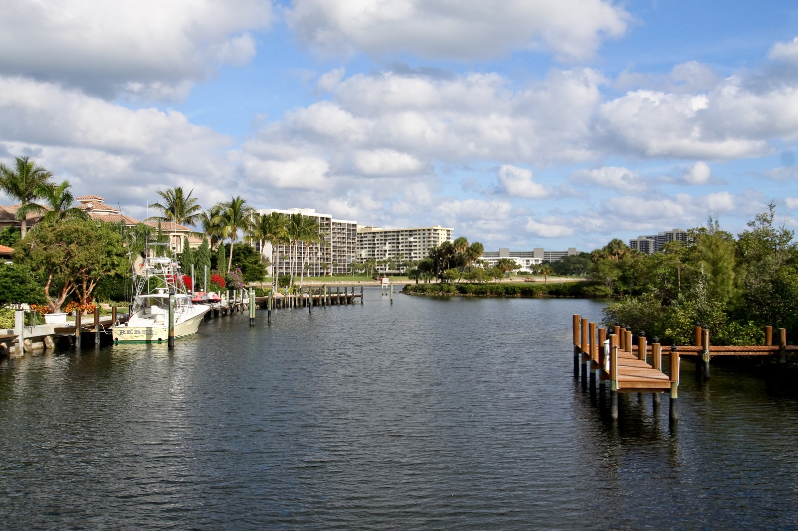 Real Estate Photography - 809 Harbour Isles Court, North Palm Beach, FL, 33410 - View