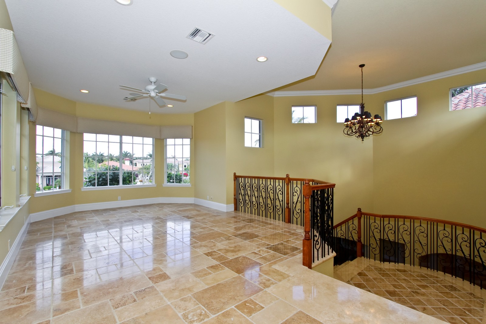 Real Estate Photography - 809 Harbour Isles Court, North Palm Beach, FL, 33410 - Loft