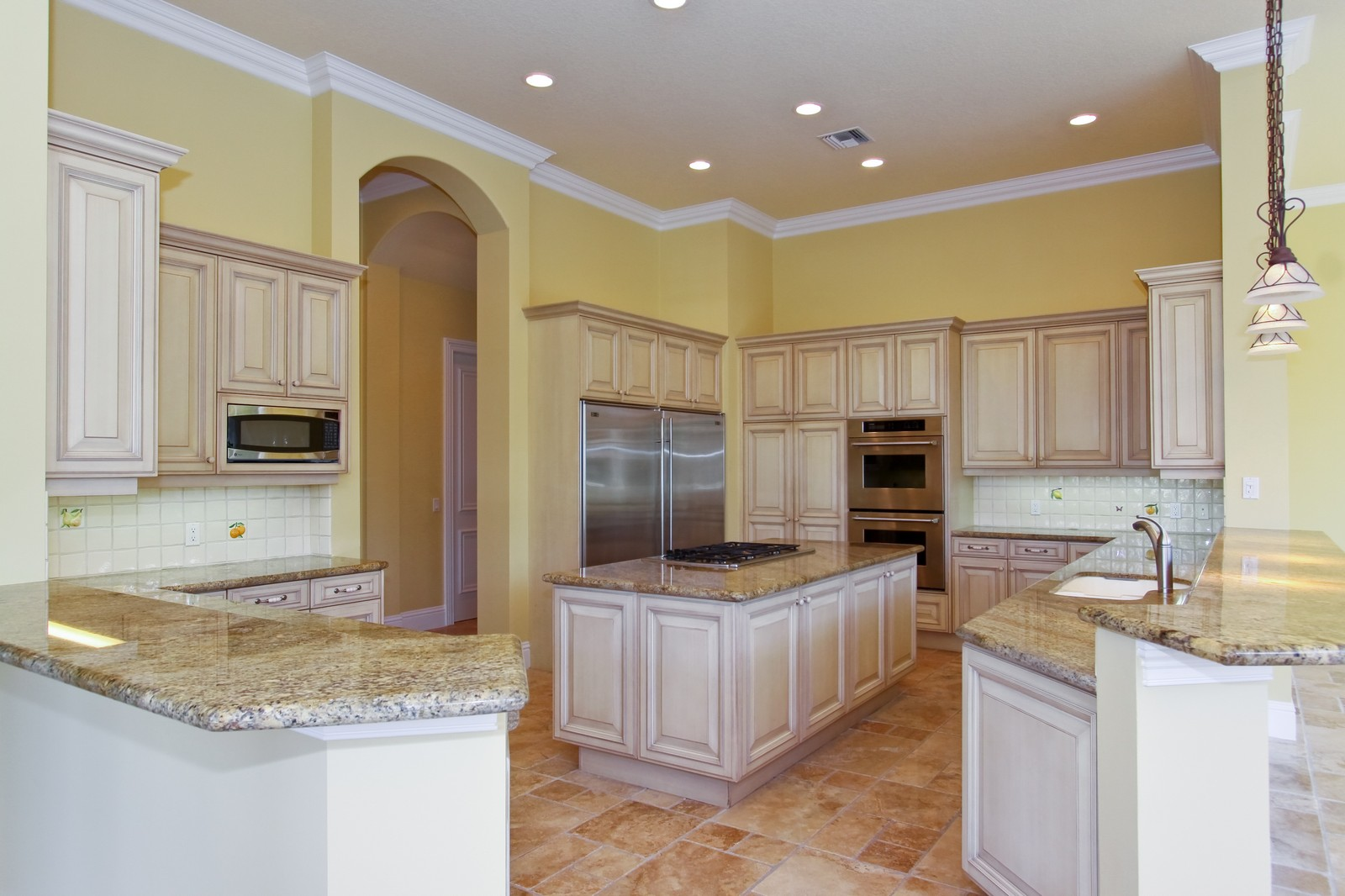 Real Estate Photography - 809 Harbour Isles Court, North Palm Beach, FL, 33410 - Kitchen