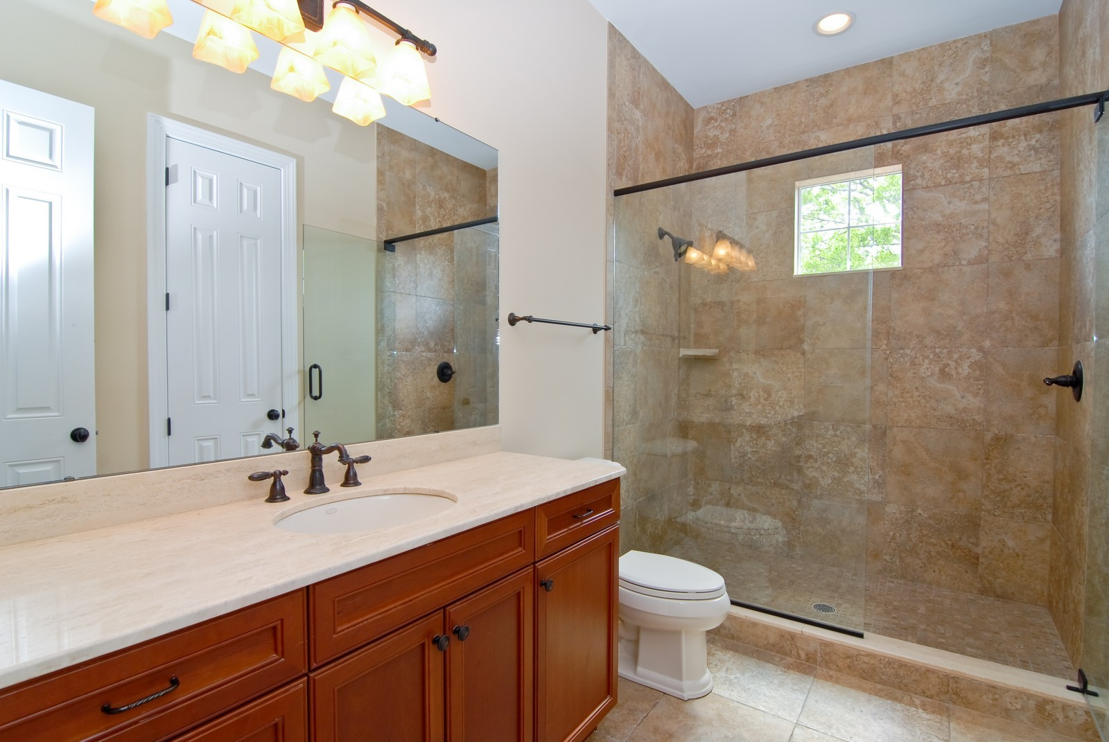 Real Estate Photography - 3107 Fountain Blvd, Tampa, FL, 33609 - Bathroom