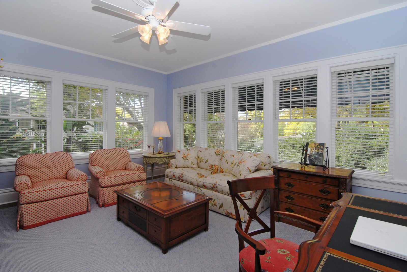 Real Estate Photography - 2223 S. Bendelow Trail, Tampa, FL, 33629 - Study