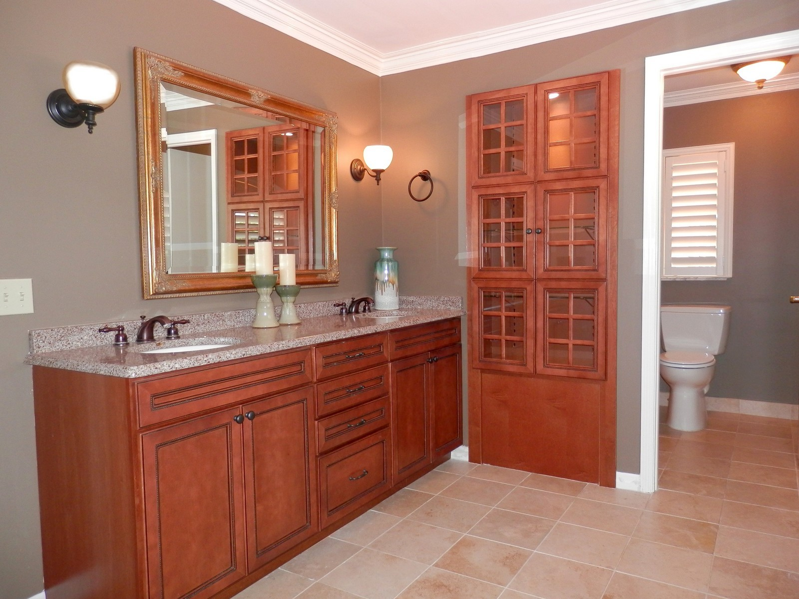 Real Estate Photography - 4920 Lyford Cay Road, Tampa, FL, 33629 - Master Bathroom