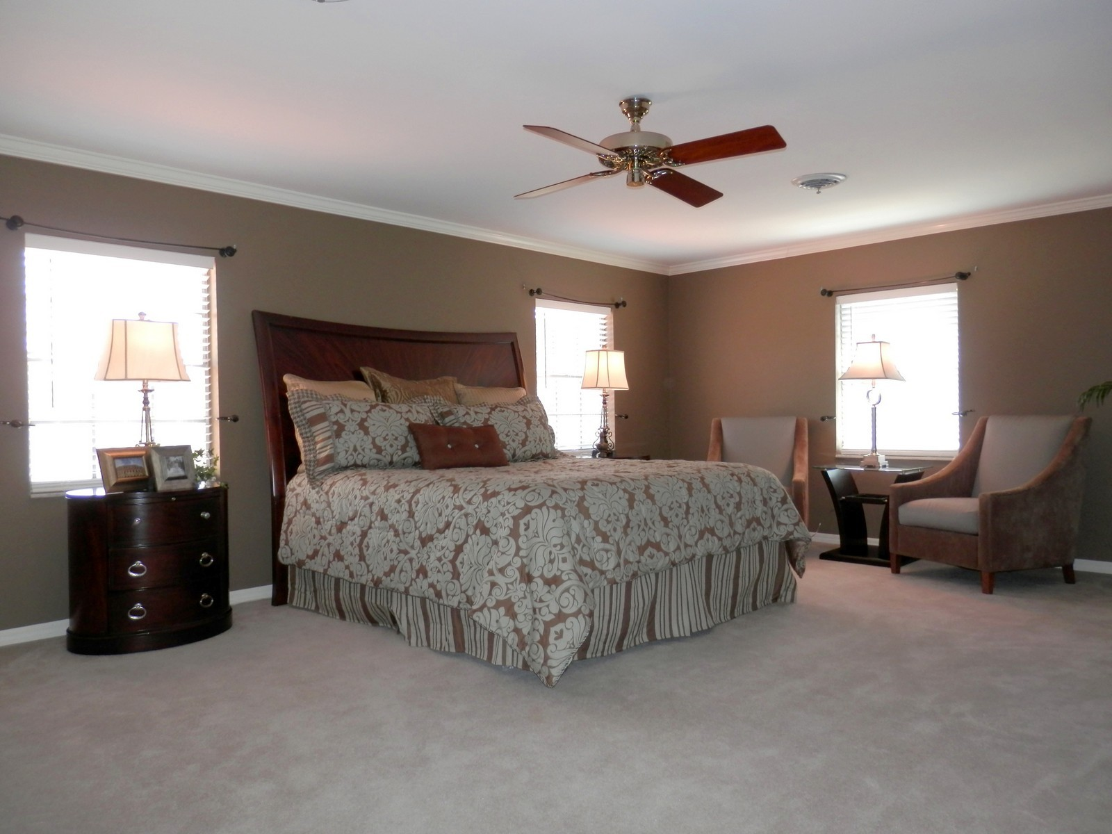 Real Estate Photography - 4920 Lyford Cay Road, Tampa, FL, 33629 - Master Bedroom