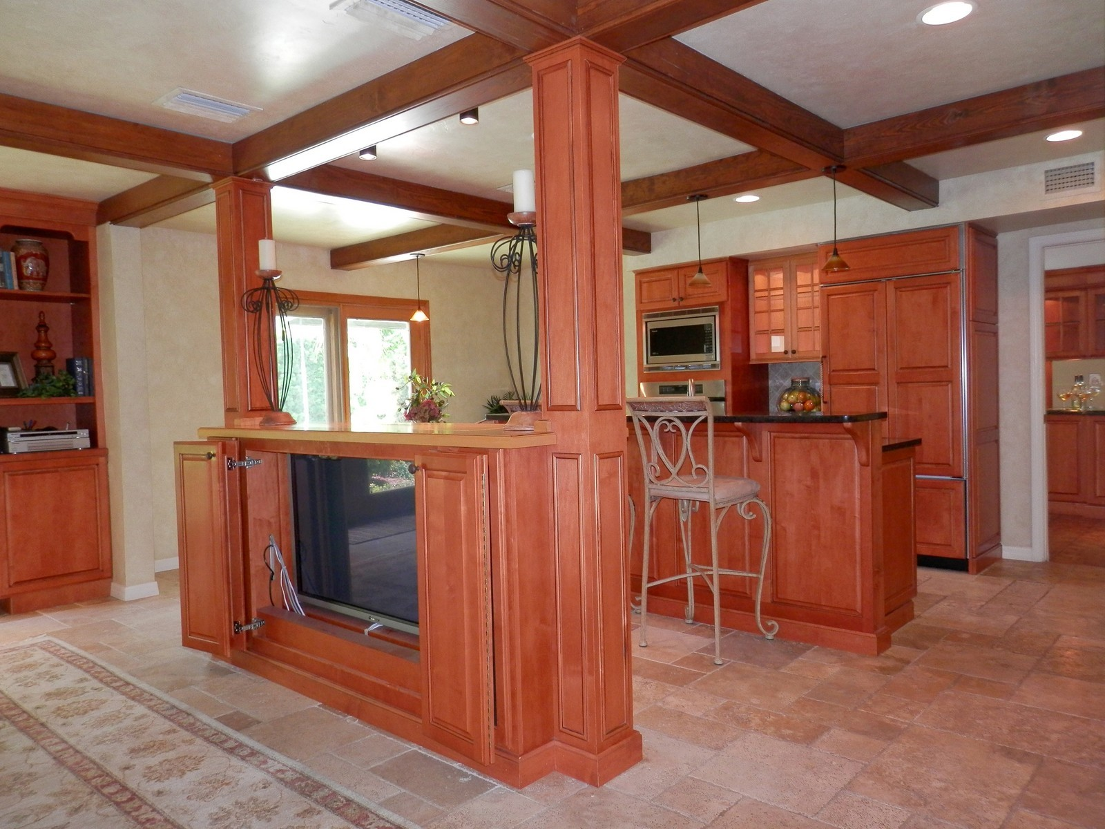 Real Estate Photography - 4920 Lyford Cay Road, Tampa, FL, 33629 - Kitchen / Breakfast Room