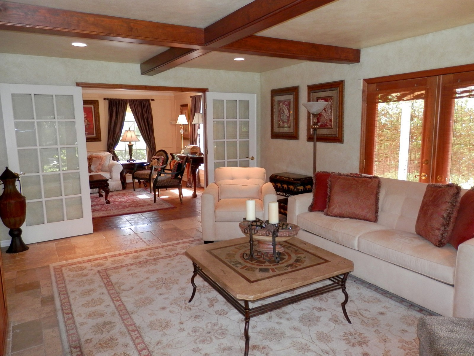 Real Estate Photography - 4920 Lyford Cay Road, Tampa, FL, 33629 - Family Room