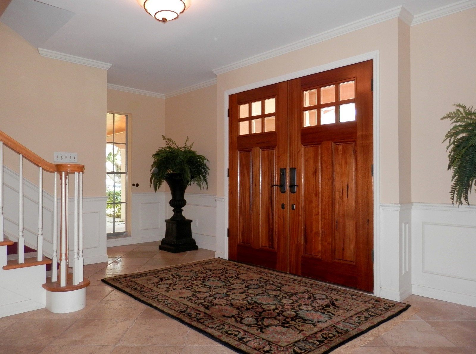 Real Estate Photography - 4920 Lyford Cay Road, Tampa, FL, 33629 - Foyer