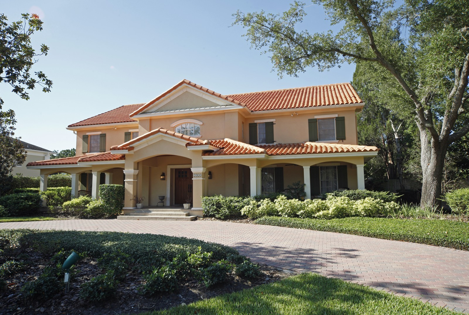 Real Estate Photography - 4920 Lyford Cay Road, Tampa, FL, 33629 - Front View