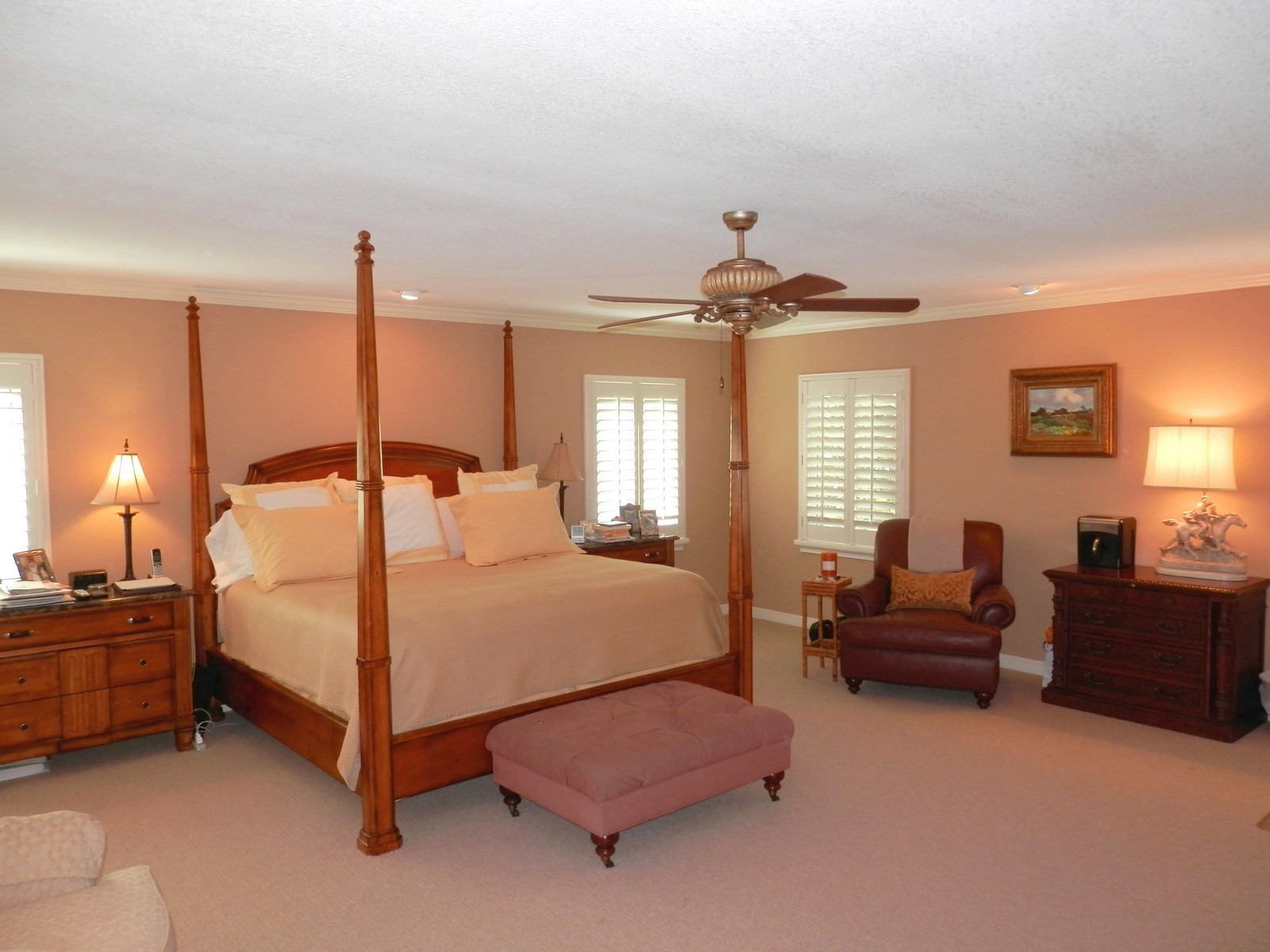 Real Estate Photography - 4922 New Providence Ave, Tampa, FL, 33629 - Master Bedroom