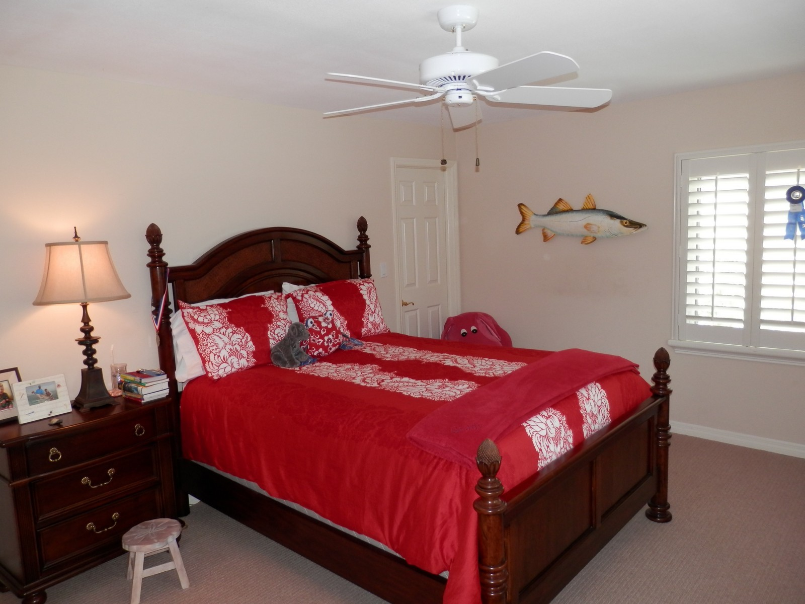 Real Estate Photography - 4922 New Providence Ave, Tampa, FL, 33629 - 2nd Bedroom