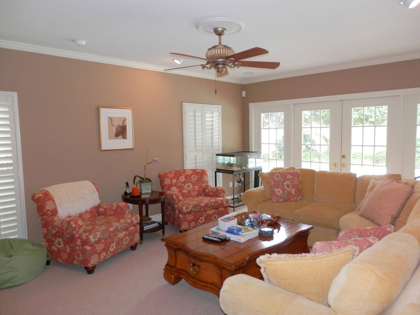 Real Estate Photography - 4922 New Providence Ave, Tampa, FL, 33629 - Great Room