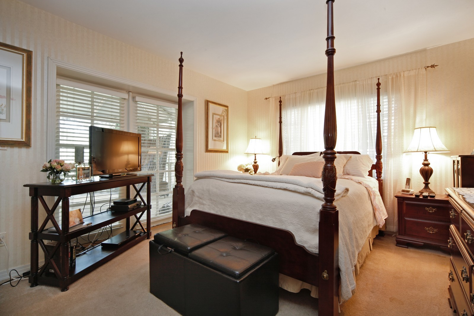 Real Estate Photography - 2621 N Dundee St, Tampa, FL, 33629 - Master Bedroom