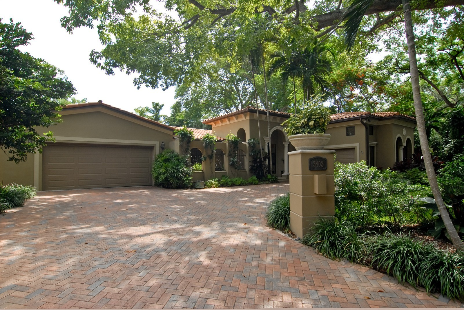 Real Estate Photography - 3403 Poinciana, Coconut Grove, FL, 33133 - Front View