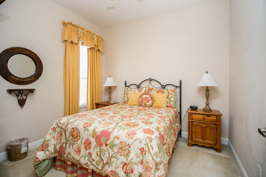 Real Estate Photography - 7528 Gathering Drive, reunion, FL, 34747 - 3rd Bedroom