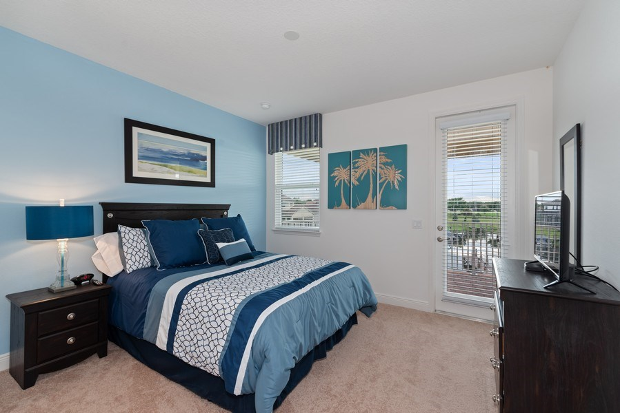 Real Estate Photography - 1141 Terralago Way, Kissimmee, FL, 34746 - 5th Bedroom