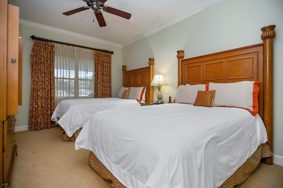 Real Estate Photography - 1364 Centre Court Ridge unit 104, Kissimmee, FL, 34747 - Bedroom