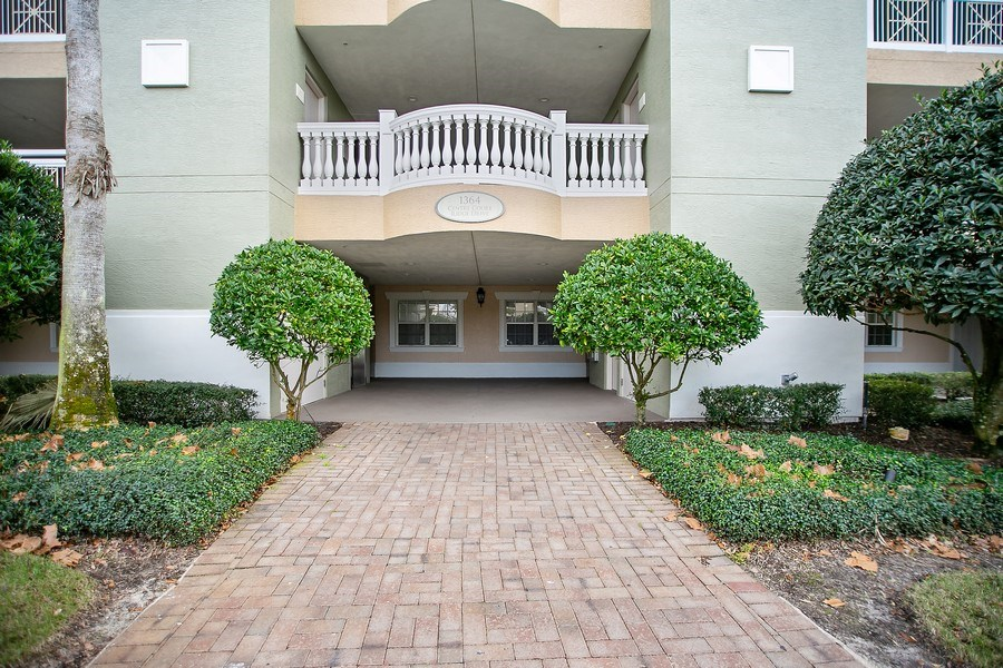 Real Estate Photography - 1364 Centre Court Ridge unit 104, Kissimmee, FL, 34747 - Front View