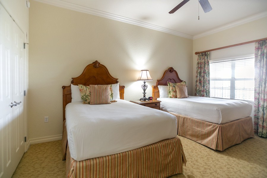 Real Estate Photography - 7601 Cabana Ct Unit 401, Reunion, FL, 34747 - Bedroom