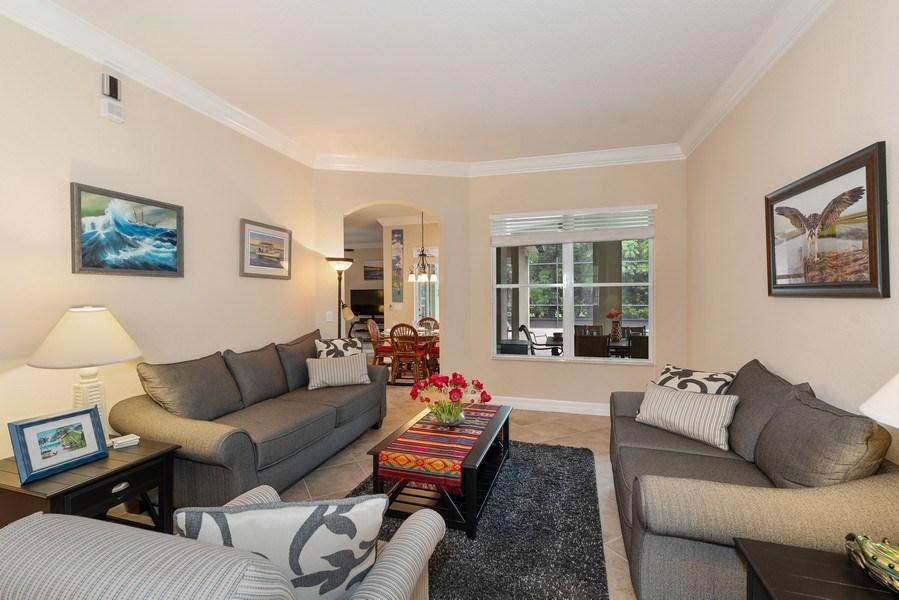 Real Estate Photography - 2047 Tillman Ave, Winter Garden, FL, 34787 - Living Room
