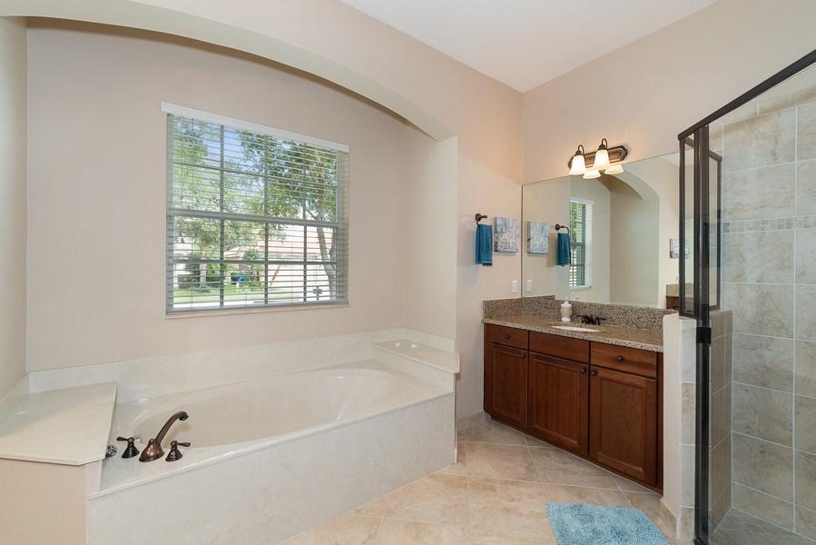 Real Estate Photography - 2047 Tillman Ave, Winter Garden, FL, 34787 - Master Bathroom