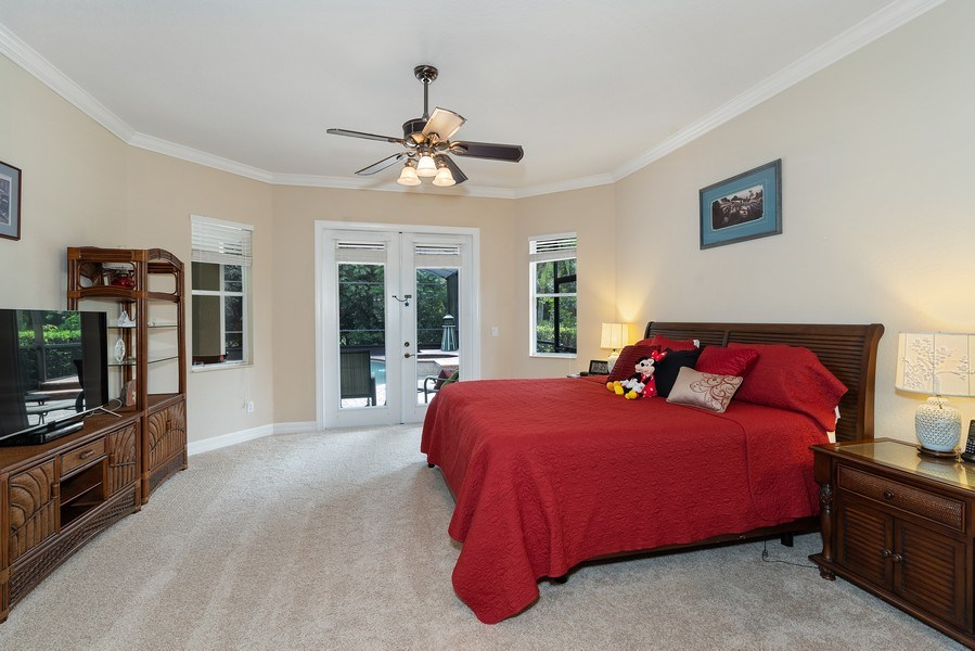 Real Estate Photography - 2047 Tillman Ave, Winter Garden, FL, 34787 - Master Bedroom