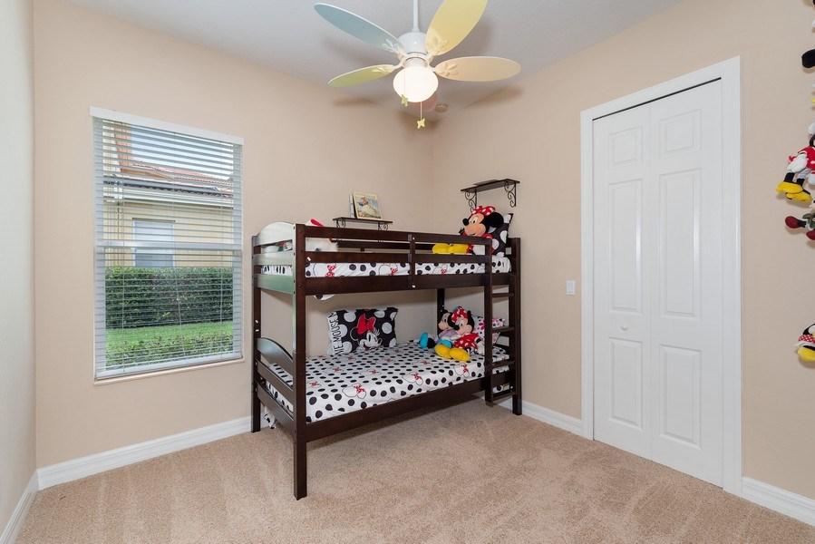 Real Estate Photography - 2047 Tillman Ave, Winter Garden, FL, 34787 - 3rd Bedroom