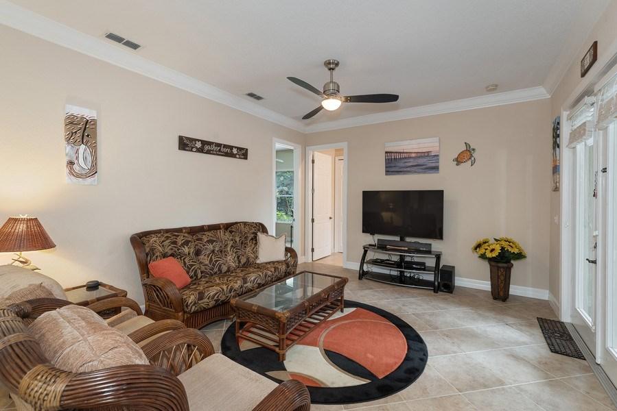Real Estate Photography - 2047 Tillman Ave, Winter Garden, FL, 34787 - Family Room