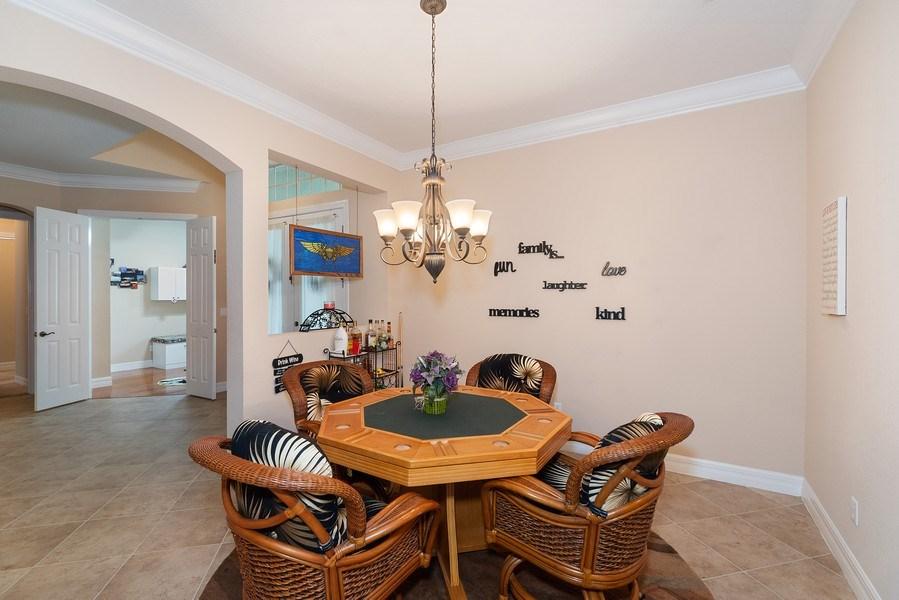Real Estate Photography - 2047 Tillman Ave, Winter Garden, FL, 34787 - Dining Room