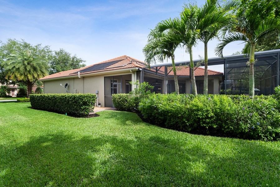 Real Estate Photography - 2047 Tillman Ave, Winter Garden, FL, 34787 - Side View