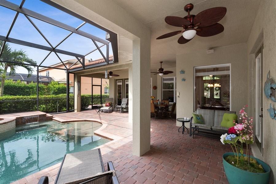 Real Estate Photography - 2047 Tillman Ave, Winter Garden, FL, 34787 - Patio