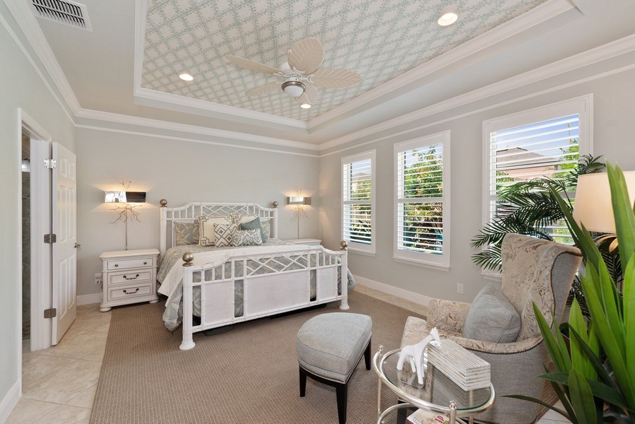 Real Estate Photography - 9046 Reflection Pointe Dr, Windermere, FL, 34786 - Master Bedroom