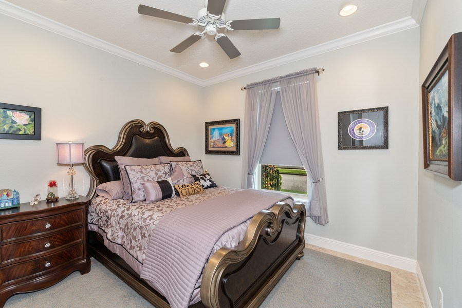 Real Estate Photography - 9046 Reflection Pointe Dr, Windermere, FL, 34786 - 2nd Bedroom