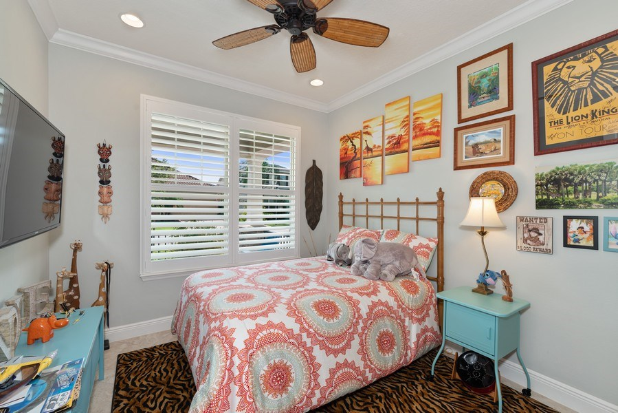 Real Estate Photography - 9046 Reflection Pointe Dr, Windermere, FL, 34786 - 3rd Bedroom